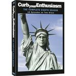 Curb your enthusiasm Filmer Curb Your Enthusiasm - Complete HBO Season 8 [DVD] [2012]